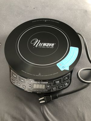 NuWave Induction Cook Top plus Steamer/Fondue Set for Sale in Greensburg, PA