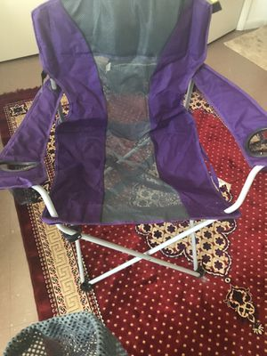 Camp chair and lunch/cooler bag for Sale in Philadelphia, PA
