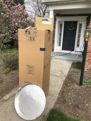 50 gallon Hot Water Heater Package —DEAL— for Sale in Alexandria, VA