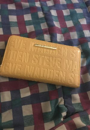Steve Madden Wallet With Strap for Sale in Germantown, MD