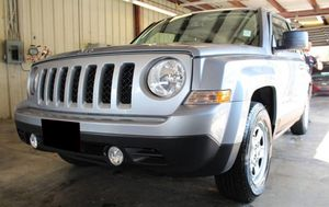 2017 Jeep Patriot for Sale in Houston, TX