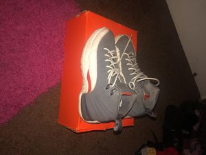 Air Jordan 12 Retro Size 6 Boys for Sale in Mount Rainier, MD