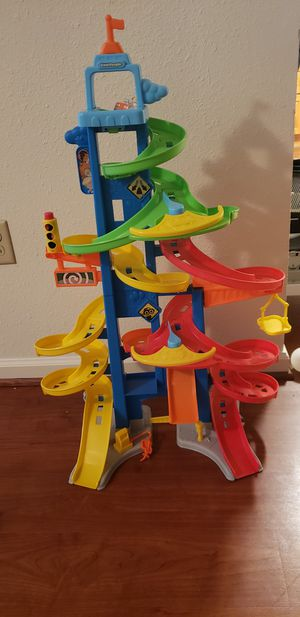 Fisher price little people skyway for Sale in Virginia Beach, VA