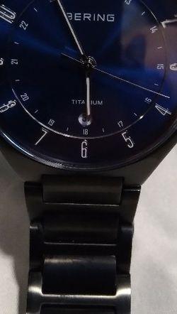 Bering Titanium Men's Watch! for Sale in Barre,  VT