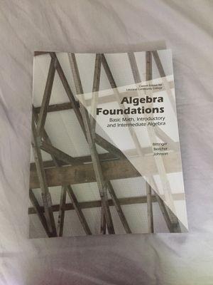 Algebra book for Sale in Mentor, OH