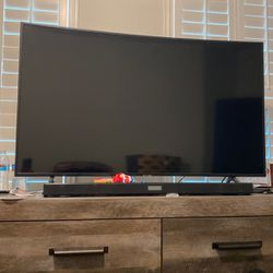55 Inch Samsung Curve UHD for Sale in Dinuba,  CA
