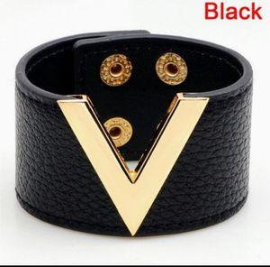 Black leather Louie V bracelet for Sale in Glen Burnie, MD