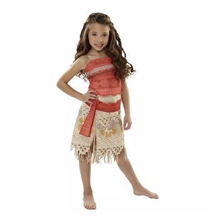 Toddler Moana Costume Size 4-6 for Sale in Los Angeles, CA