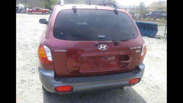 2004 Hyundai Santa Fe 200k Hwy miles Runs and drives!!!
