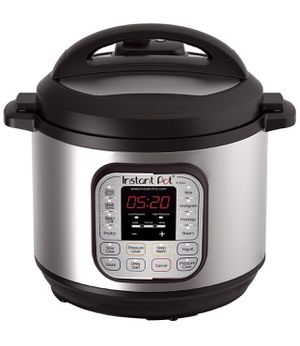 Instant Pot DUO80 8 Qt 7-in-1 Multi- Use Programmable Pressure Cooker, Slow Cooker, Rice Cooker, Steamer, Sauté, Yogurt Maker and Warmer for Sale in Prospect Heights, IL
