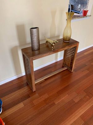 Console table for Sale in UNIVERSITY PA, MD