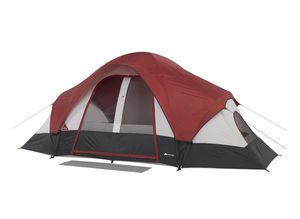 8 Person Camping Tent With Family Window Easy Assemble for Sale in Laurel, MD