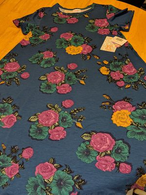 New Lularoe XSmall Floral Carly Dress for Sale in Philadelphia, PA