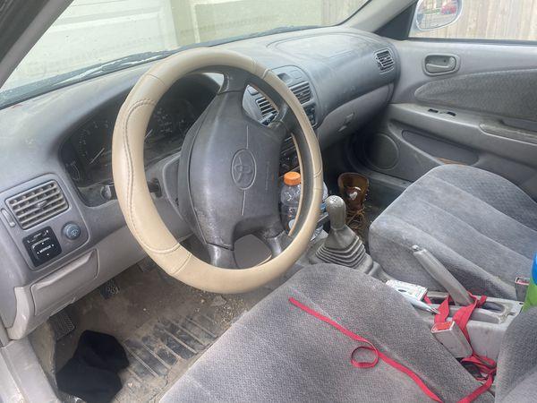 2002 Corolla (MANUAL)