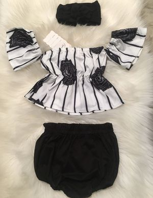 Baby girl outfit size 3-6, 6-12, 12-18 months for Sale in Los Angeles, CA