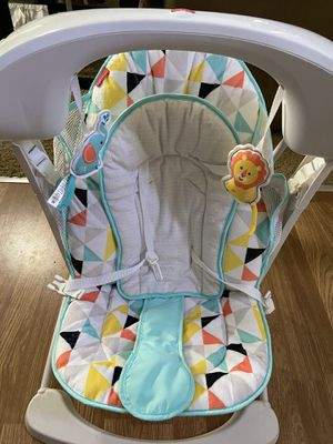 Fisher price take along swing for Sale in DeSoto, TX
