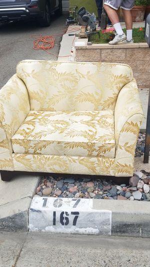 Nice chair- free! for Sale in Oceanside, CA