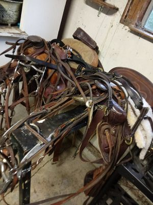 Two western saddles for Sale in Auburn, WA