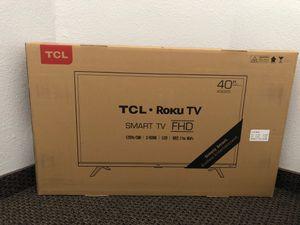 TCl roku TV for Sale in Queen Creek, AZ