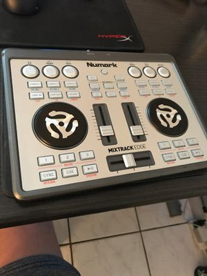 Newmark Mixtrack DJ Mixer for Sale in Westminster, CA