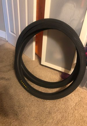 26 inch bmx bike tires for Sale in San Diego, CA