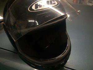 HJC Helmets Black Air 5 Motorcycle Snowmobile Helmet XL for Sale in Oklahoma City, OK