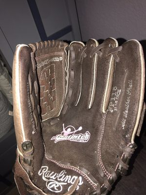 Rawlings Fast Pitch Softball Glove for Sale in Phoenix, AZ