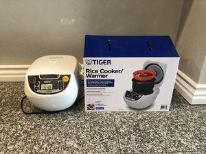 Tiger Rice Cooker/Steamer/Warmer for Sale in Costa Mesa, CA