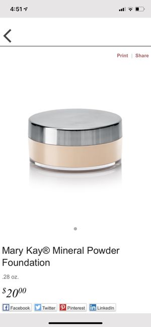 Powder foundation for Sale in Oceanside, CA