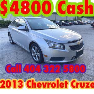 Chevrolet Cruze for Sale in Lithonia, GA