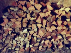 Prepare this winter with some good seasoned firewood, delivered and stacked :) for Sale in Tacoma, WA