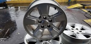 LIKE NEW JEEP WHEELS R16 BOLT PATERN 5X4.5 for Sale in Miami, FL