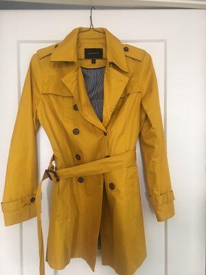 banana republic trench/rain coat for Sale in Silver Spring, MD