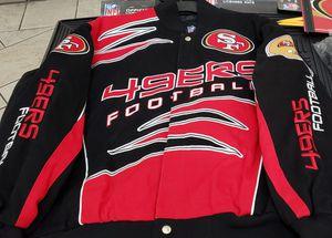 49er Flame Jacket for Sale in Manteca, CA