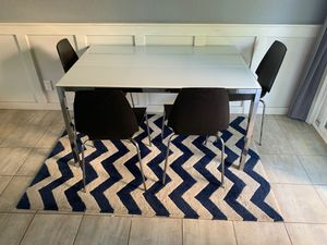 Kitchen table with chairs for Sale in San Diego, CA