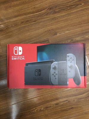 Nintendo Switch V2 Gray New for Sale in San Gabriel, CA