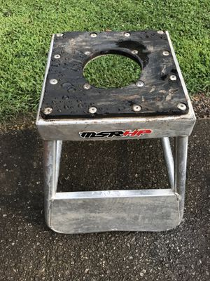 Dirt bike stands for Sale in McDonald, PA