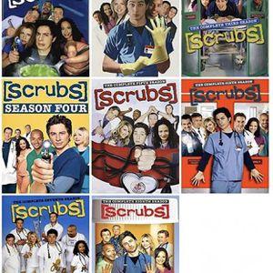 Scrubs The Complete Series for Sale in Virginia Beach, VA