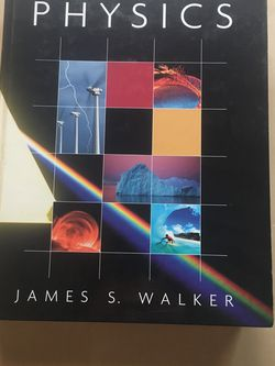 James S. Walker Fourth Edition Physics for Sale in Houston,  TX