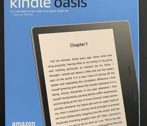 Kindle Oasis for Sale in Los Angeles,  CA