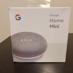 New Google Home Mini In Box for Sale in San Diego, CA