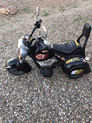 6V Kids Ride On Motorcycle for Sale in Tucson, AZ