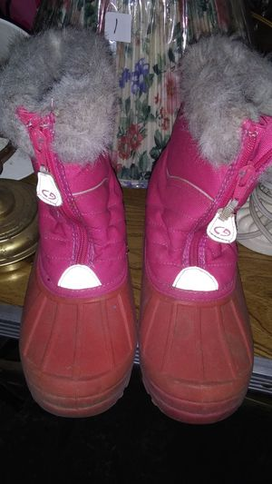 Girl's boots -size 1 for Sale in Lexington, NC