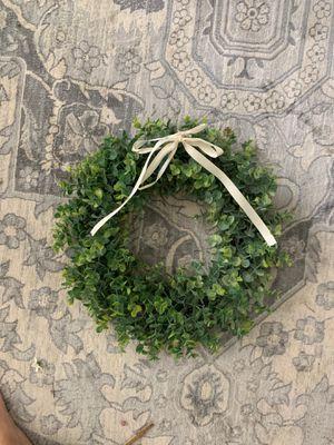 Green eucalyptus wreath for Sale in New Port Richey, FL