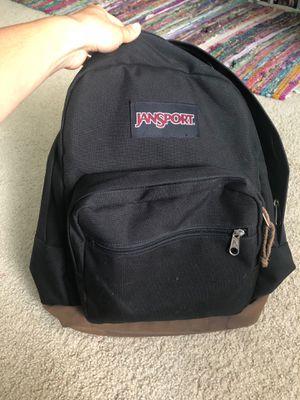 Jansport black backpack for Sale in Middletown, NJ