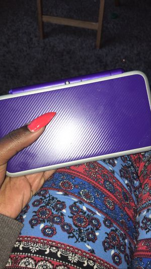 NEW WORKING Nintendo 2DS XL PURPLE for Sale in Sacramento, CA