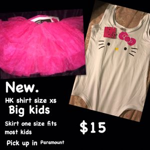 Hello kitty costume for Sale in Paramount, CA