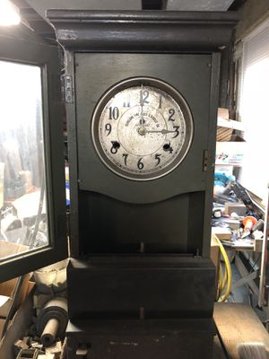 Antique time clock for Sale in Olmsted Falls, OH