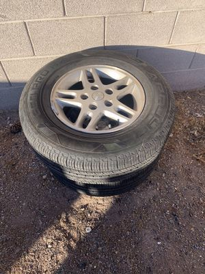 Jeep Grand Cherokee wheels tires for Sale in Henderson, NV