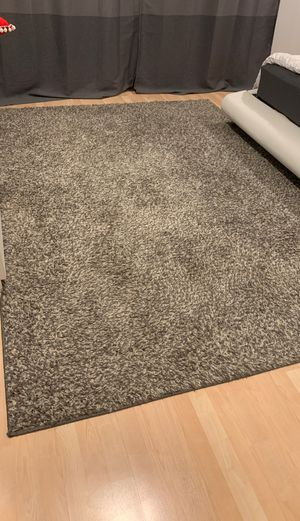 Gray and white rug for Sale in Orlando, FL